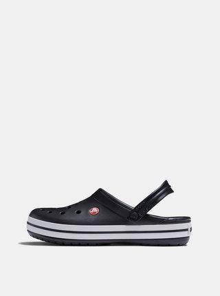 Čierne pánske šľapky Crocs Crocband