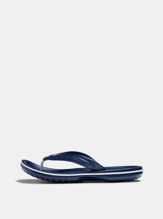 Tmavě modré pánské žabky Crocs Crocband