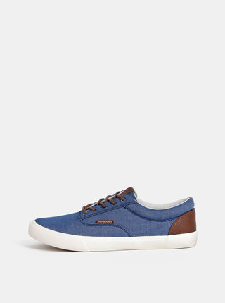 Pantofi sport barbatesti albastri Jack & Jones Vision