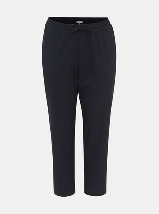 Tmavě modré kalhoty Ulla Popken