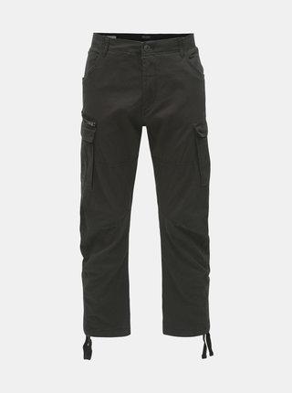 Čierne nohavice s vreckami Jack & Jones