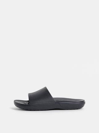 Čierne šľapky Crocs Classic II