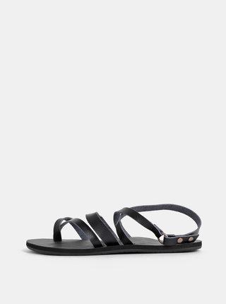 Sandale negre Roxy Rachelle