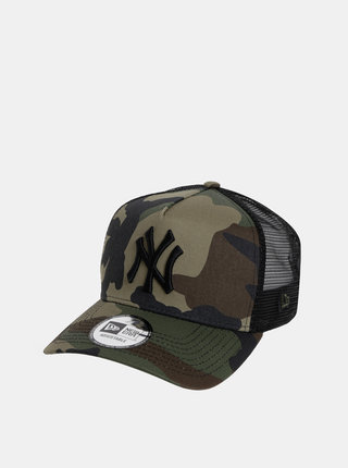 Sapca verde camuflaj New Era Adjustable