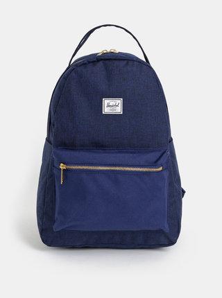 Tmavě modrý dámský batoh Herschel Supply Nova Mid-Volume 18 l