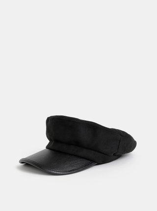 Černa dámska kapitánska čapica Haily´s Marina