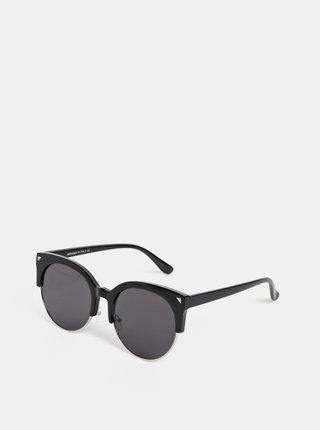 Čierne dámske slnečné okuliare Haily´s Shila
