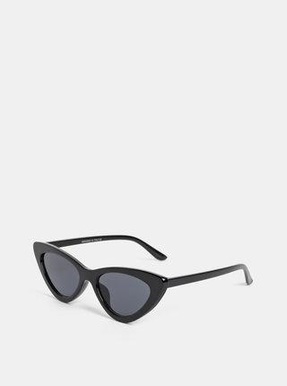 Čierne dámske slnečné okuliare Haily´s Jessy
