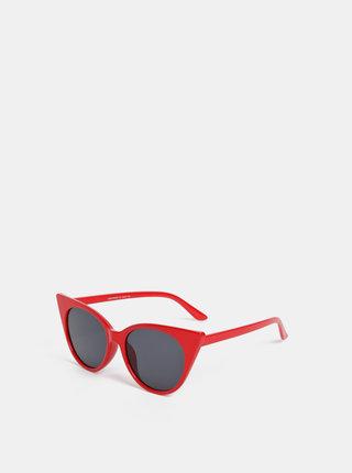 Červené dámské sluneční brýle Haily´s Melissa