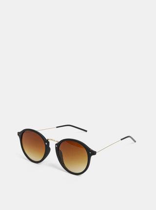 Hnedé dámské slnečné okuliare Haily´s Finya