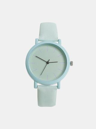 Dámské hodinky s tyrkysovým páskem Haily´s Sammy