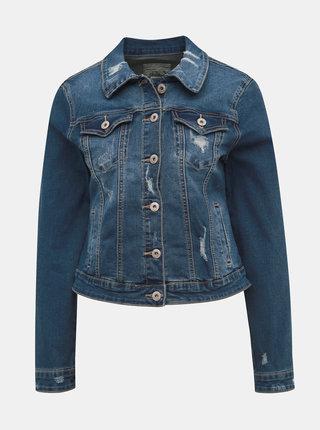 Modrá dámská džínová bunda Haily´s Enna
