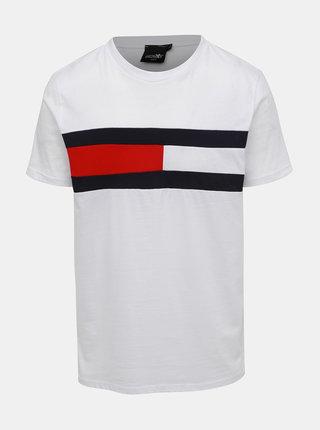 Biele pánske tričko Haily´s Bill