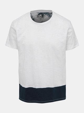 Biele pánske tričko Haily´s Fabrizio
