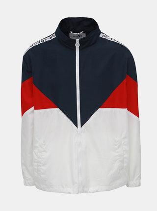 Bílo-modrá pánská bunda Haily´s Johannes