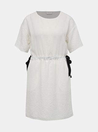Biele šaty VILA Mida