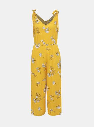 Žltý kvetovaný overal Jacqueline de Yong Kenya