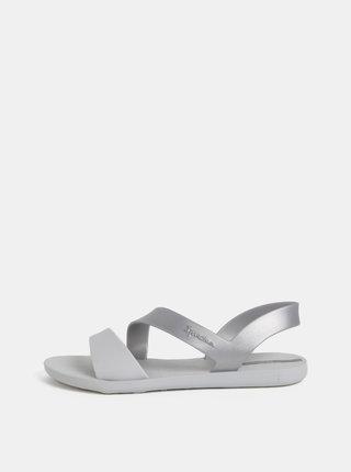 Svetlošedé sandále Ipanema Vide