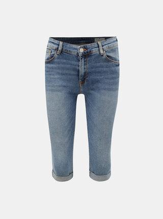 Modré dámske rifľové kraťasy Cross Jeans Adele