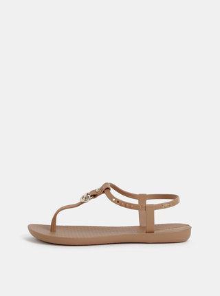 Hnedé sandále Ipanema Lenny Cosmo