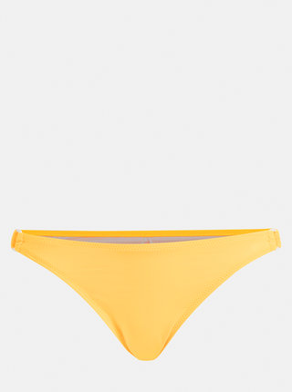 Žltý dámsky spodný diel plaviek Rip Curl