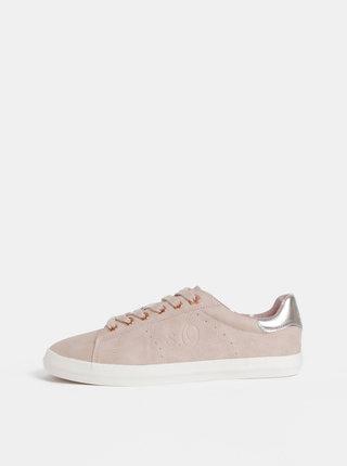 Rúžové dámske tenisky s.Oliver