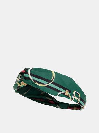 Zelená dámská čelenka Haily´s Hanna