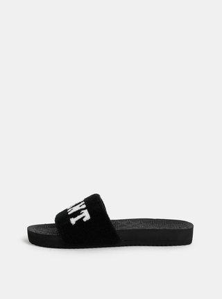 Černé dámské pantofle GANT Haley