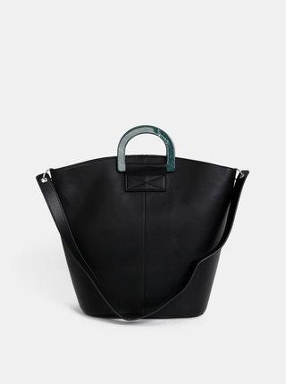 Čierna kabelka Pieces Cilla