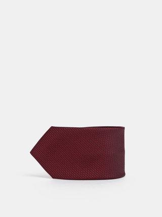 Vínová kravata Avantgard