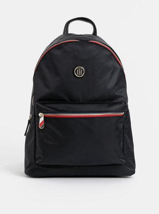 Černý batoh Tommy Hilfiger Poppy