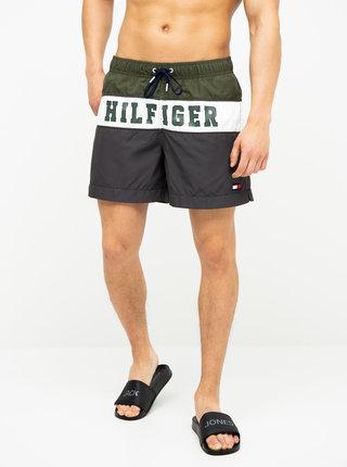 Zelené pánske plavky Tommy Hilfiger