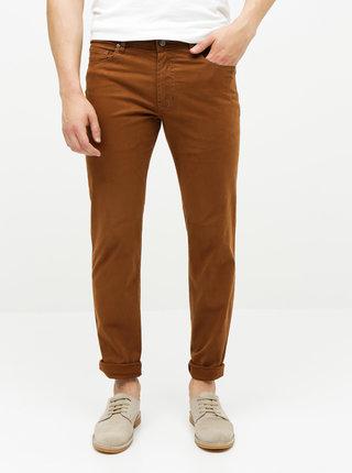 Hnědé kalhoty SEMPRE Pietro