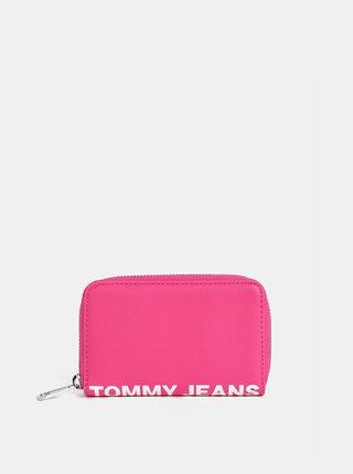 Rúžová dámska peněženka Tommy Hilfiger Femme