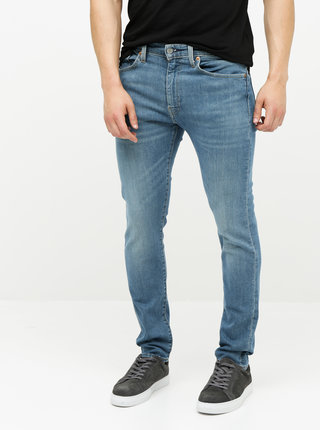 Blugi barbatesti albastri slim fit Levi's® 512