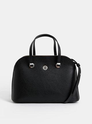 Čierna kabelka Tommy Hilfiger Core