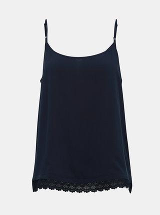 Tmavě modrý top Jacqueline de Yong Famous