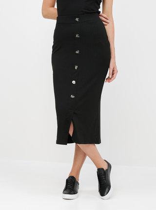 Čierna puzdrová sukňa TALLY WEiJL