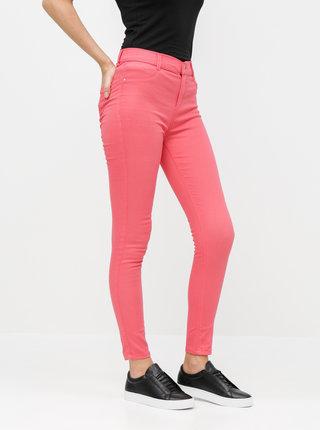 Blugi roz skinny fit Dorothy Perkins Frankie