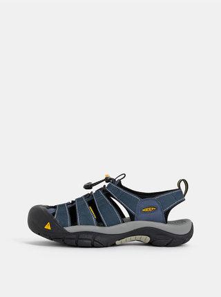 Modré pánské sandály Keen Newport