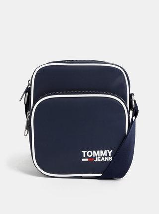 Tmavomodrá crossbody taška Tommy Hilfiger