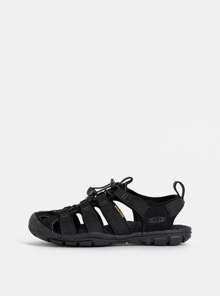 Černé dámské sandály Keen Clearwater CNX