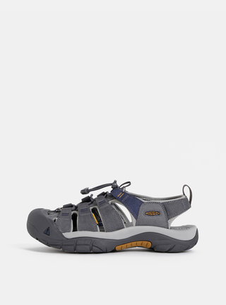 Šedé pánské sandály Keen Newport