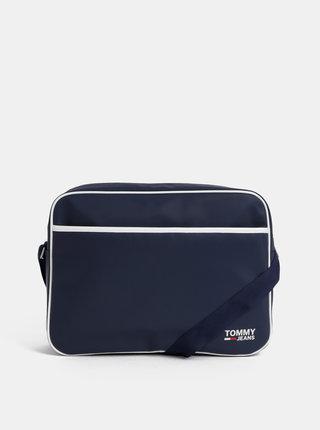 Tmavomodrá pánska taška Tommy Hilfiger