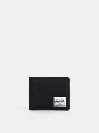 Černá pánská peněženka Herschel Supply Roy