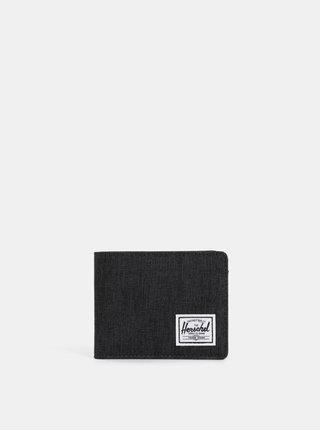 Tmavě šedá pánská peněženka Herschel Supply Roy