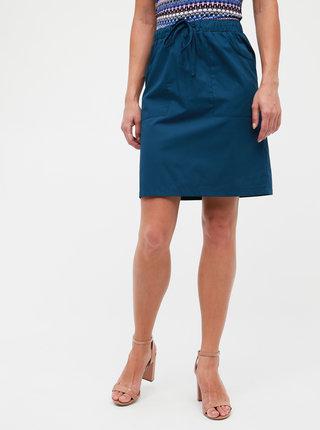 Petrolejová sukně ZOOT Zoe