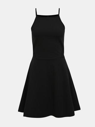 Černé šaty ONLY Louisa