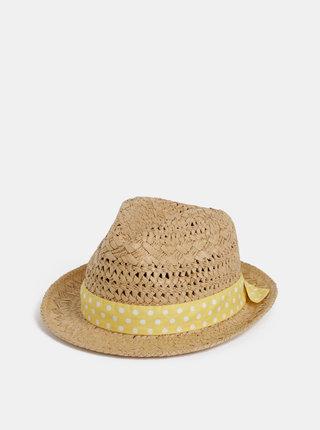Béžový klobúk ONLY Mandy
