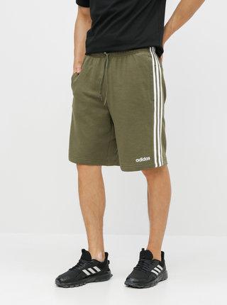 Khaki pánské kraťasy adidas CORE